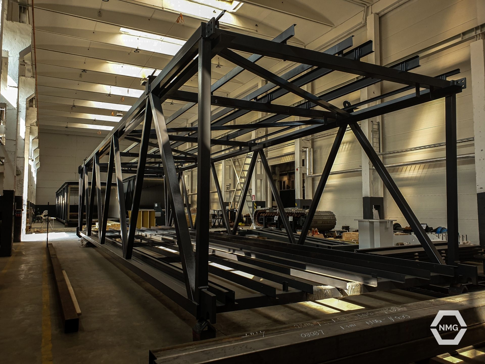 Nordic Montage steel construction metal assembly