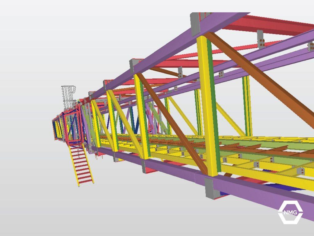 Nordic Montage engineering design steel construction